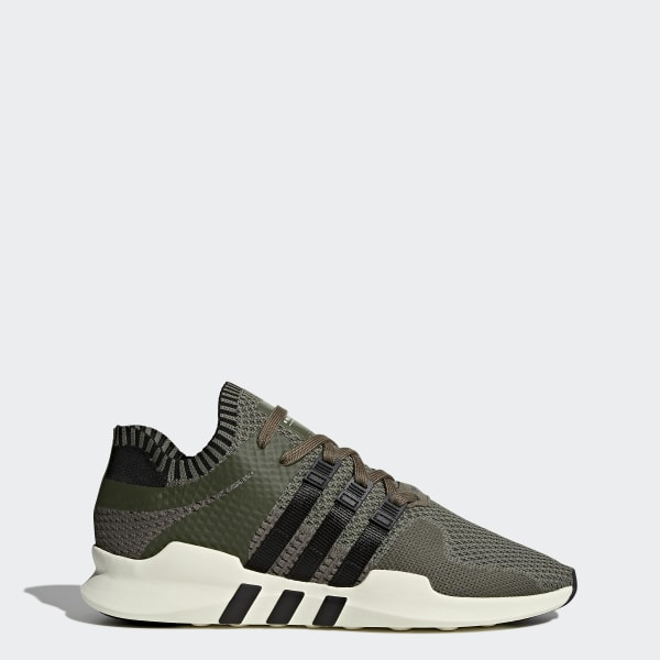 los angeles hot sale online good selling adidas EQT Support ADV Primeknit Shoes - Green | adidas US