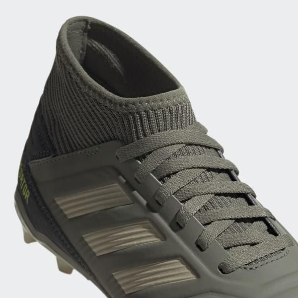 adidas Botas de Futebol Predator 19.3 – Piso firme Verde | adidas Portugal