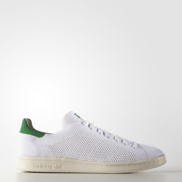 adidas Hommes Stan Smith Primeknit Shoes - White | adidas Canada