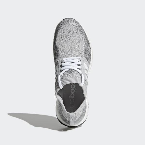 Neue Adidas Originals Puremotion Schuhe 2018 Damen Grau