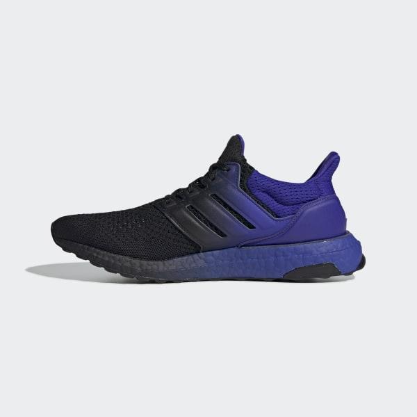 Adidas Black Ultraboost Dna Running Shoes for men