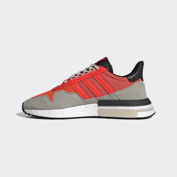 adidas ZX 500 RM Shoes Orange | adidas UK