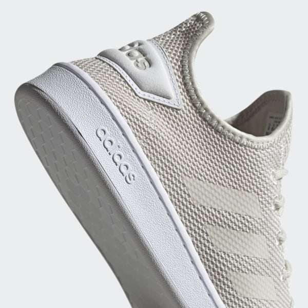 adidas Court Adapt sko Hvid | adidas Denmark