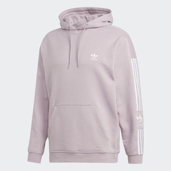 adidas pink pullover herren