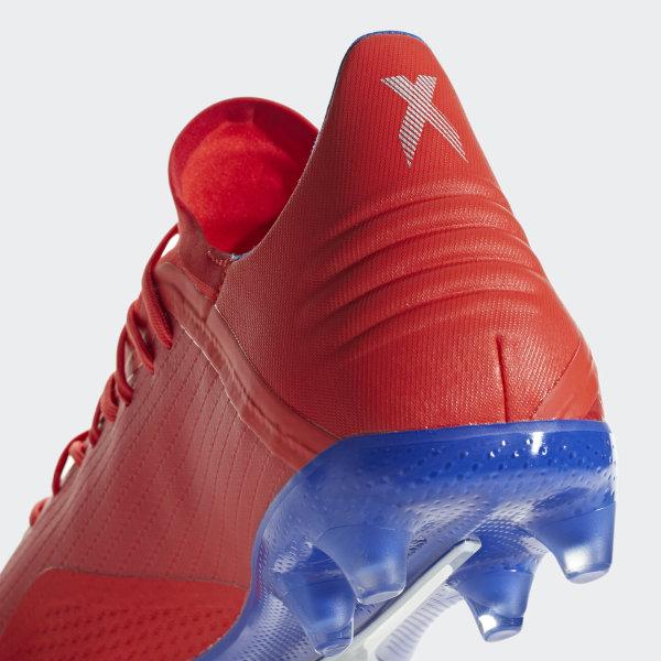 adidas X 18.2 FG Fußballschuh Rot | adidas Deutschland