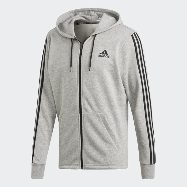 Must Have 3 Stripes French Terry Hoodie Adidas Originals Id