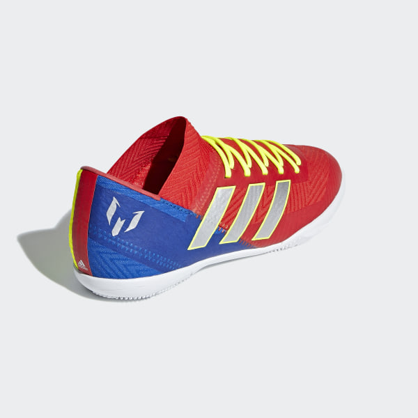 adidas Nemeziz Messi Tango 18.3 Indoor Shoes Red | adidas US