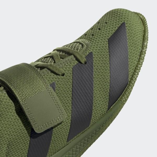 adidas AdiPower Weightlifting 2 Schoenen Groen | adidas Officiële Shop