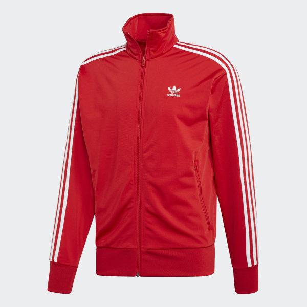 outlet store sale 100% top quality order Veste de survêtement Firebird - Rouge adidas | adidas France