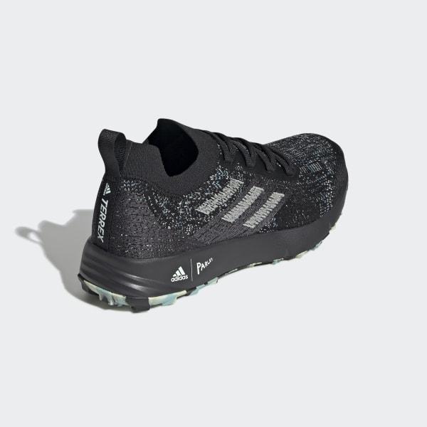 adidas Terrex Two Parley Shoes Black | adidas Canada