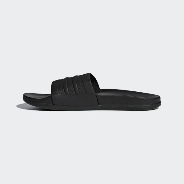 Sandale Adilette Cloudfoam Plus Mono Noir adidas | adidas France