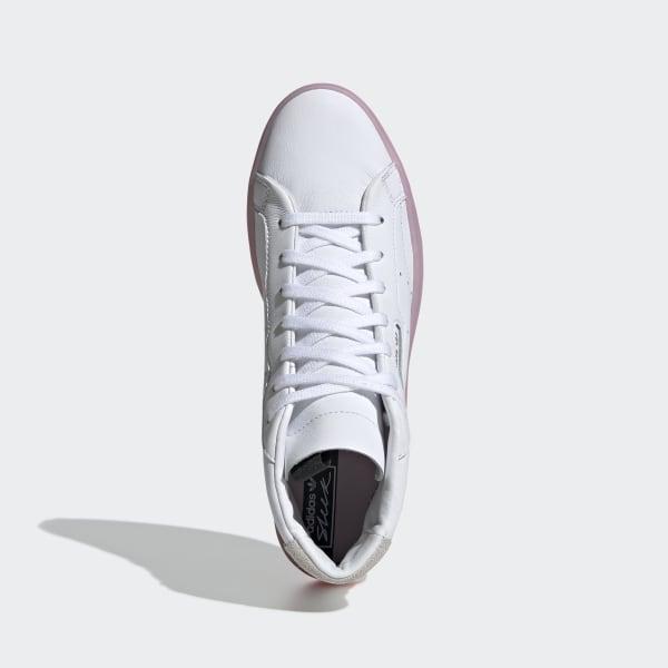 adidas Chaussure Montante Femme Top Ten Sleek T:41 13