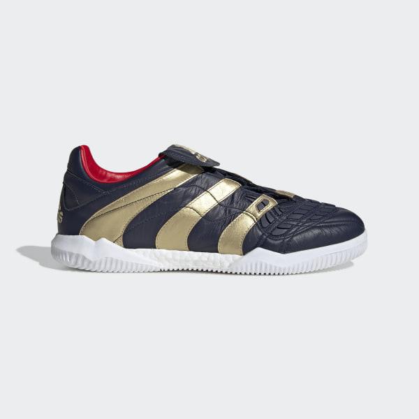 adidas Predator Accelerator Zinédine Zidane Shoes - Blue | adidas Canada