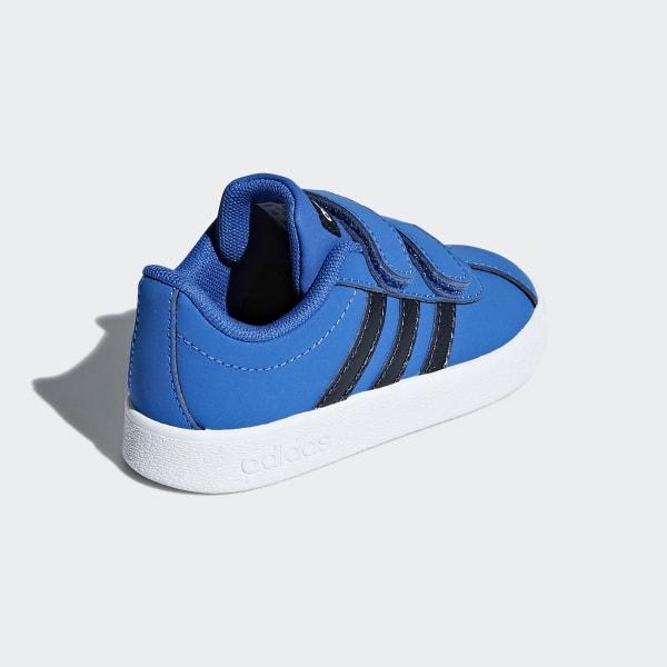 Adidas VL Court 2.0 W Azul