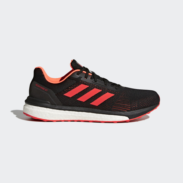 adidas Response ST Shoes Black | adidas US