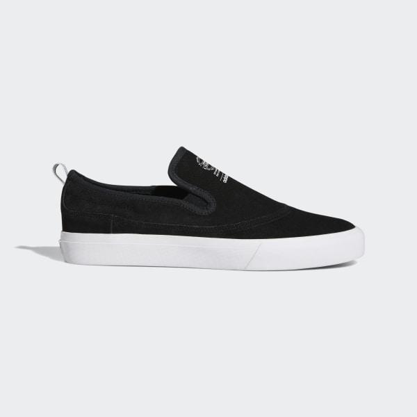 adidas Matchcourt Slip On Shoes Black | adidas UK