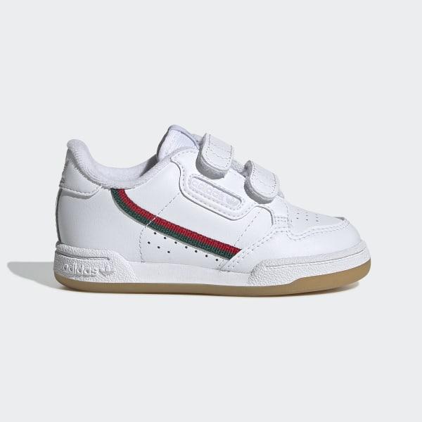 Chaussure Continental 80 - Blanc adidas | adidas France