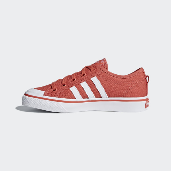 Chaussure Nizza - Rouge adidas | adidas France