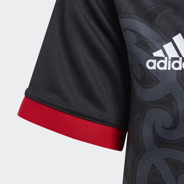 Maglia Maori All Blacks Nero adidas | adidas Switzerland