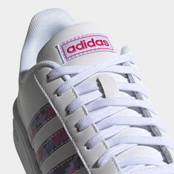 zapatillas adidas niña grand court