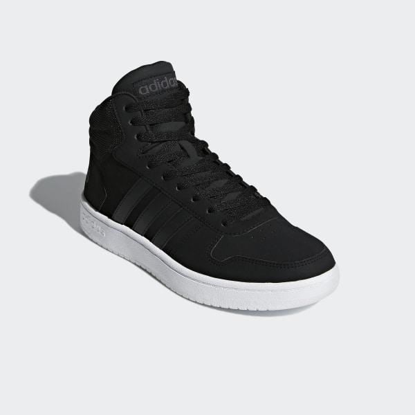 ADIDAS HOOPS 2.0 Mid Cut Schuhe Sneaker Sport Freizeit Boots