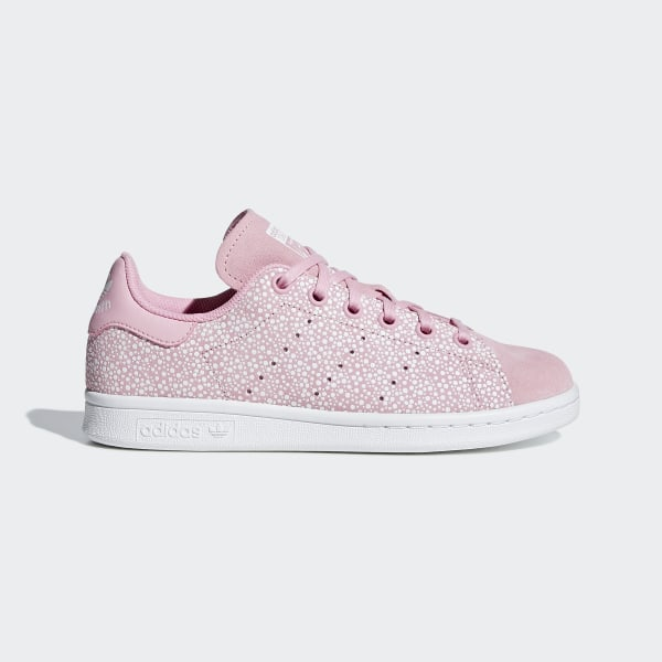 separation shoes 70f99 e7bea adidas Stan Smith Shoes - Pink | adidas UK