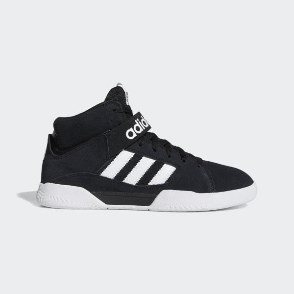 Adidas VRX Mid Skate Shoes Core BlackWhiteWhite Skate  adidas UK