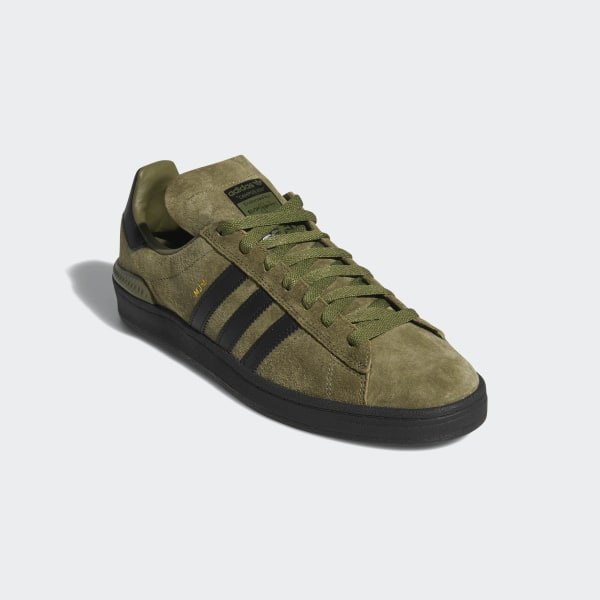 adidas Campus ADV Shoes Green | adidas US