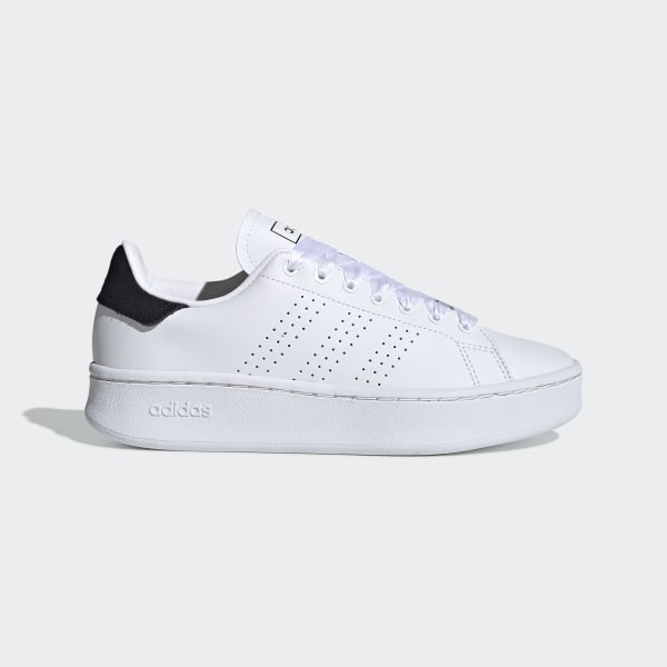 official shop closer at great deals 2017 adidas Advantage Bold Shoes - White | adidas Belgium