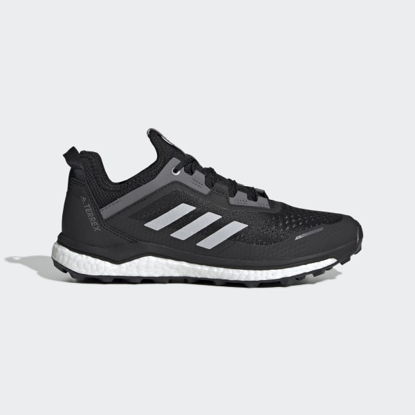 adidas Terrex Agravic Flow Trail Running Shoes - Black | adidas UK