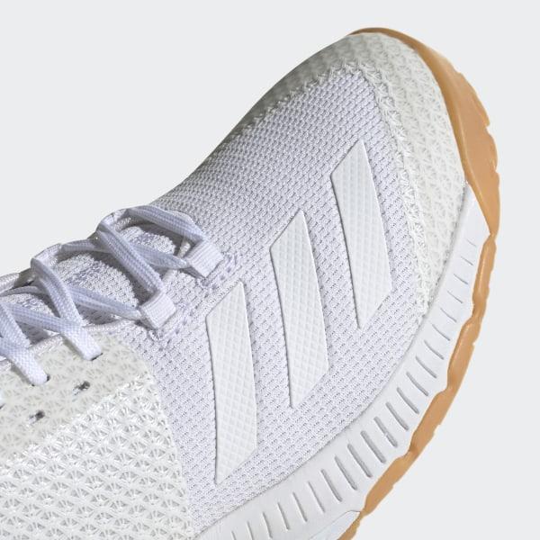 adidas Crazyflight Bounce 3 Schuh Weiß | adidas Deutschland