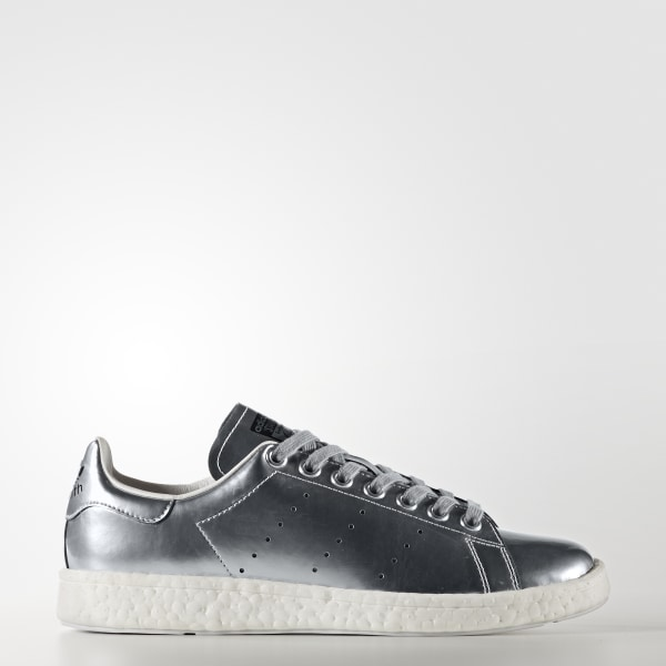 how to buy best supplier really cheap adidas Stan Smith Boost Shoes - Silver | adidas New Zealand