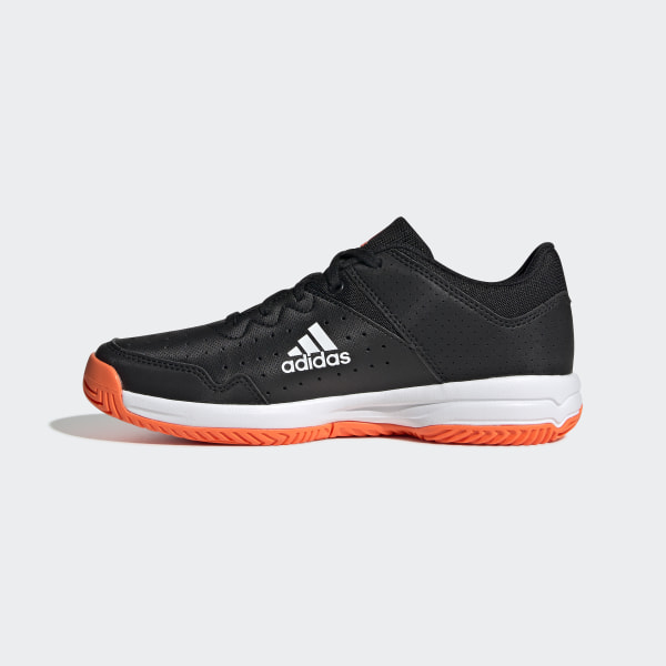 adidas schuhe 12 13 schwarz orange