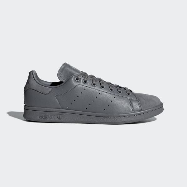 zapatillas adidas mujer stan smith gris