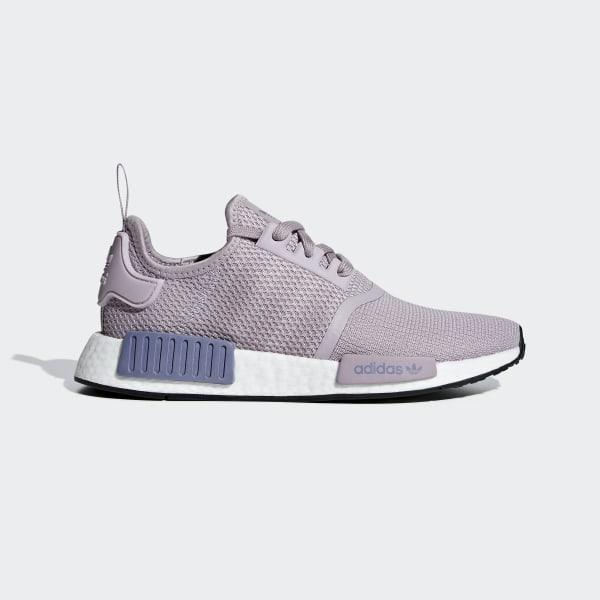 finest selection 254c2 76470 adidas NMD_R1 Shoes - Purple | adidas Australia