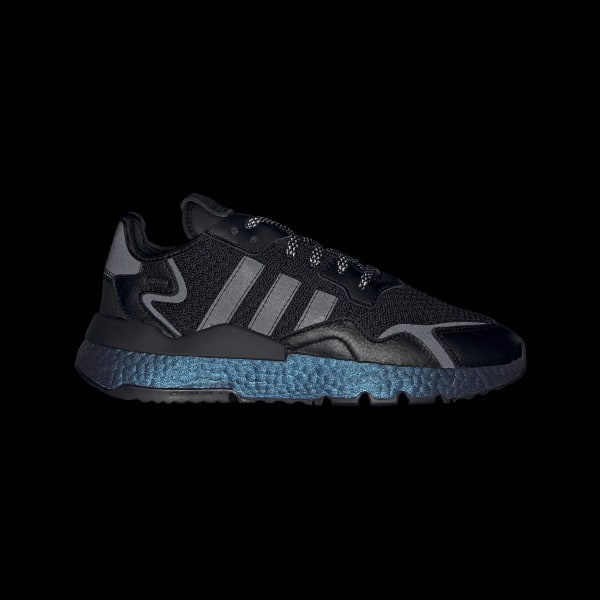 adidas Originals Nite Jogger Boost 'Carbon' �?'Grey Pack