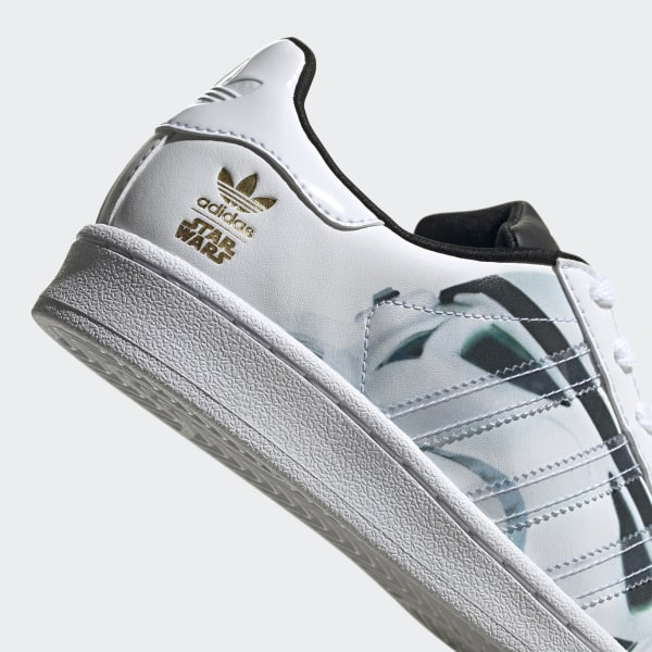 adidas Superstar Star Wars Stormtrooper Shoes White | adidas Switzerland