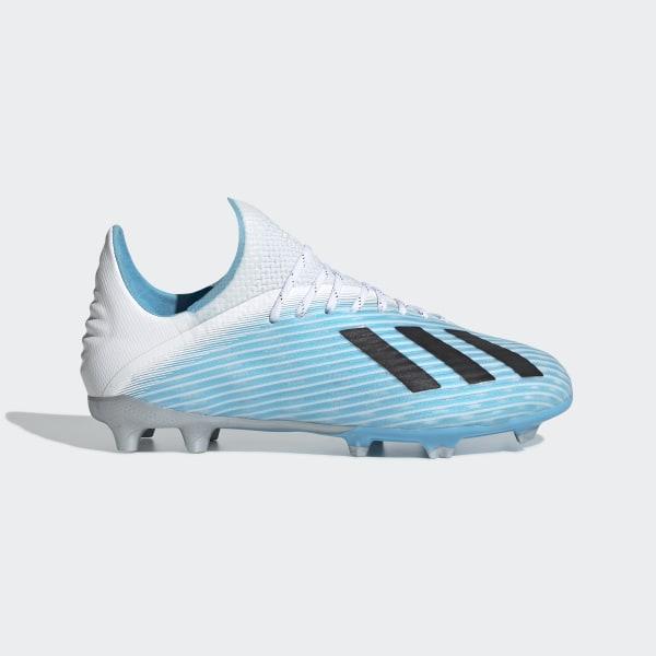 Adidas Nemeziz 19 Fg Blauweissschwarz
