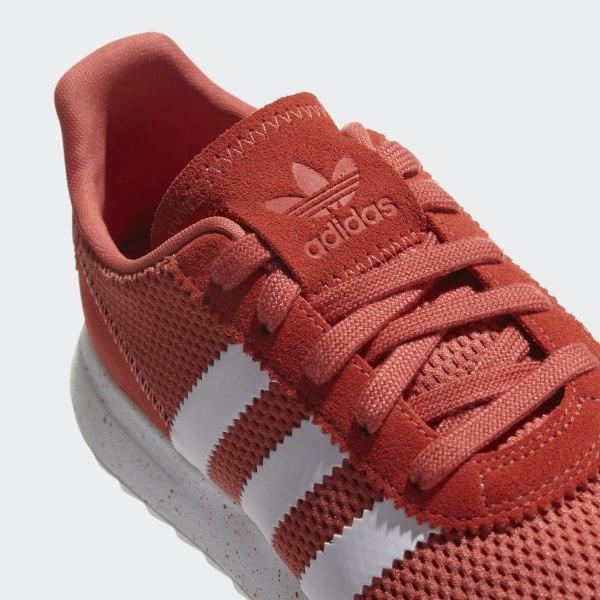 adidas Flashback Shoes Red | adidas US