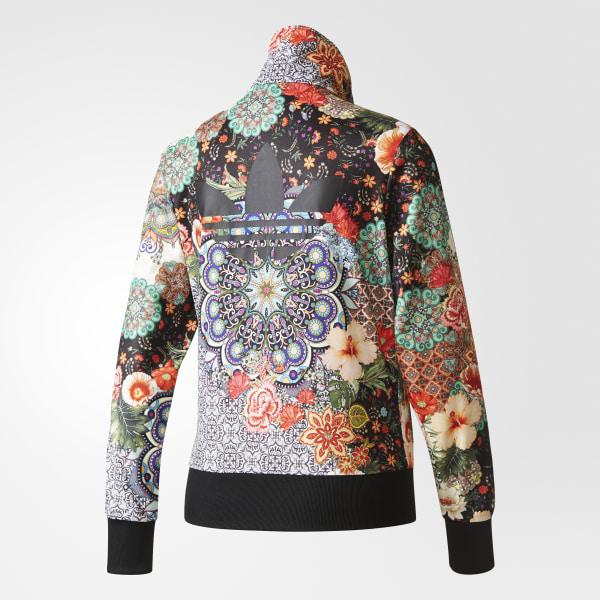 adidas Jardim Agharta Track Jacket Multicolor | adidas US