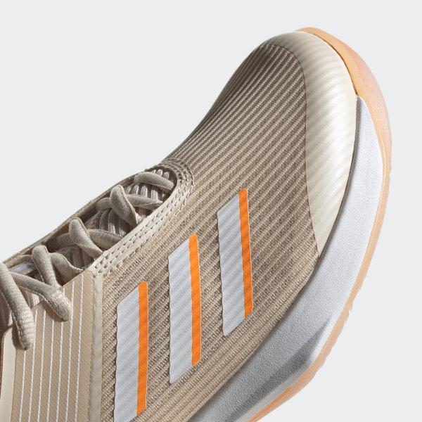 Scarpe Adizero Ubersonic 3 Beige adidas   adidas Italia
