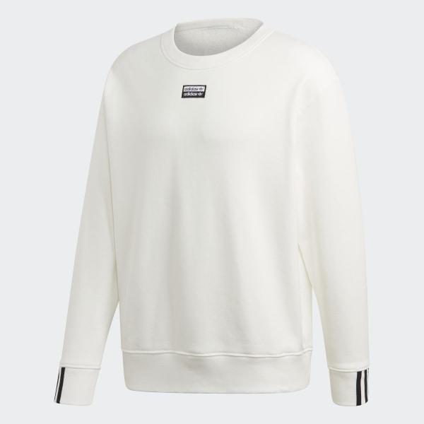 Felpa Crew Bianco adidas   adidas Italia