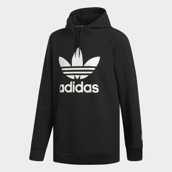 adidas Team Tech Hoodie Black | adidas US