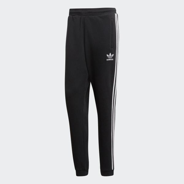adidas 3 Stripes Pants Black | adidas Canada