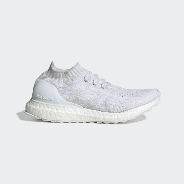 ultra boost uncaged white