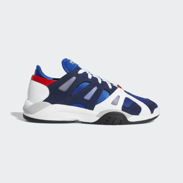 Chaussure Dimension Low Top Bleu adidas | adidas France