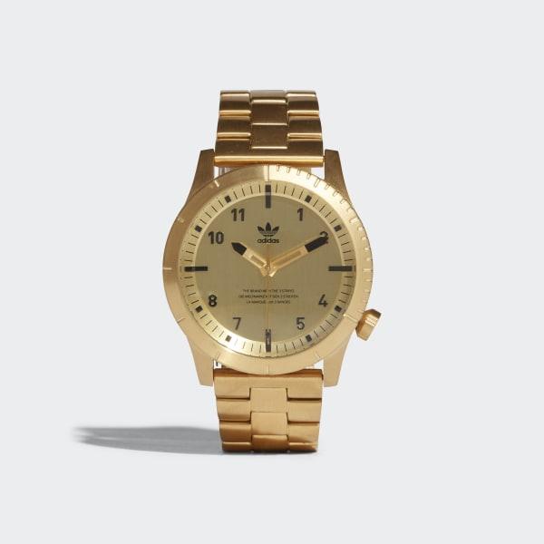 arpón Admisión Escándalo  adidas CYPHER_M1 Watch - Gold | adidas US