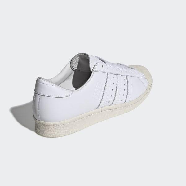 adidas Originals Superstar 80s Recon Ftwr WhiteFtwr WhiteOff White EE7392