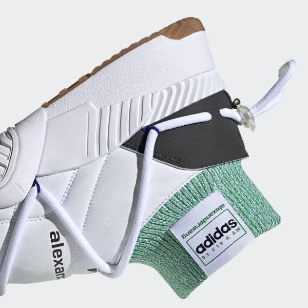 adidas x Alexander Wang Puff Trainer Ftwr White Core Black Prime Ink Blue | Footshop