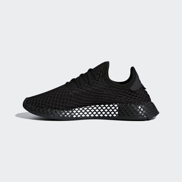 adidas Deerupt Runner Shoes - Black | adidas Canada
